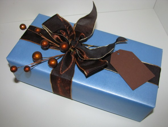 Seasonal and Corporate Gift Wrapping Services (November 1 - December 24)